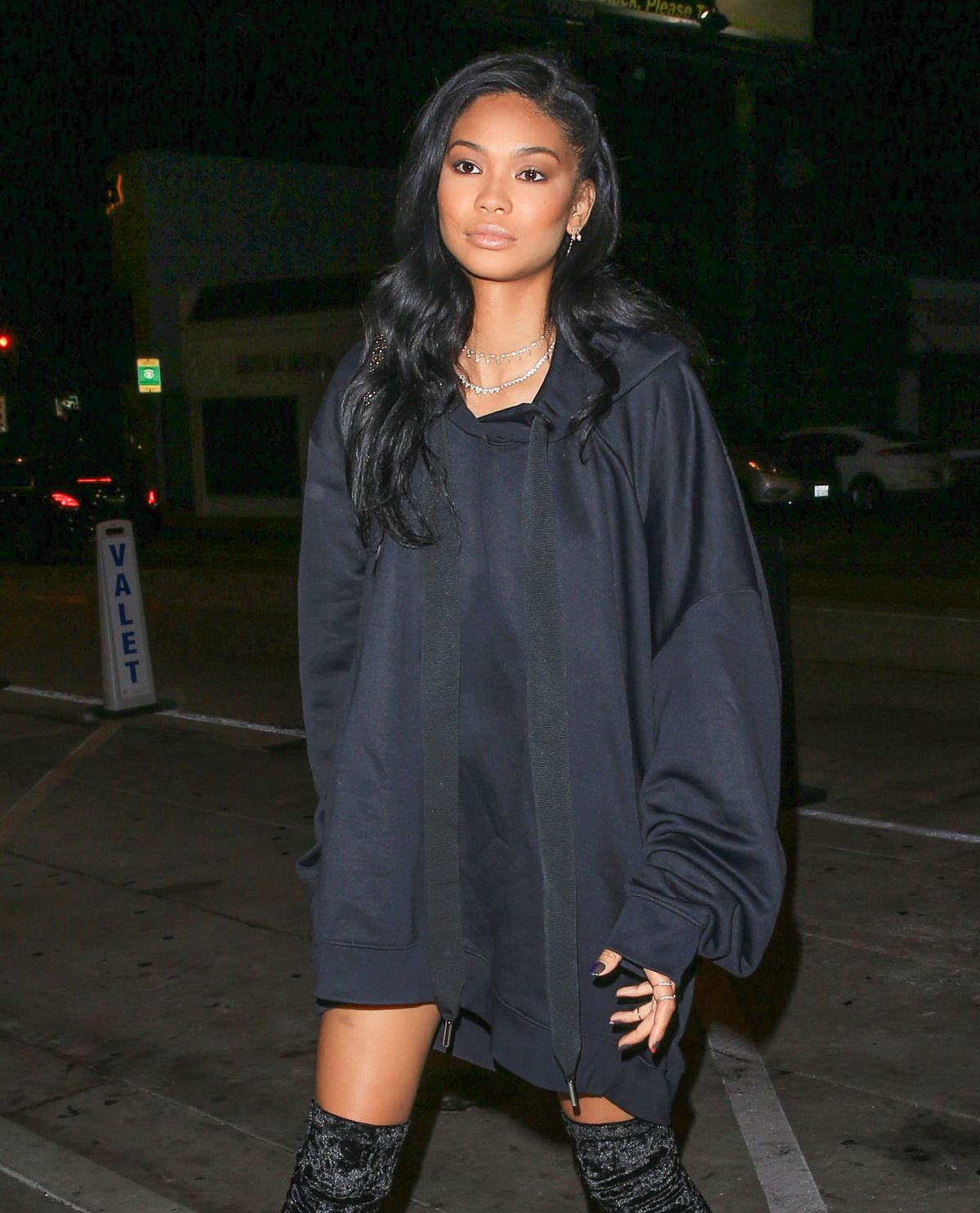 Chanel Iman United States nude (13 foto and video), Pussy, Hot, Twitter, underwear 2006