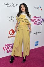 CHARLI XCX at Billboard Women in Music 2016 in New York 12/09/2016