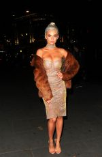 CHLOE PAIGE at Sixty6 Magazine Launch Party in London 12/07/2016