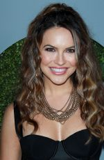CHRISHELL STAUSE at GQ Men of the Year Awards 2016 in West Hollywood 12/08/2016