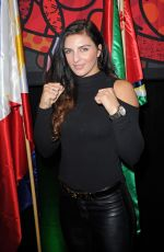 CHRISTINA HAMMER at 54th Annual WBC Convention in Florida 12/12/2016