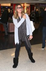 DAISY FUENTERS at LAX Airport in Los Angeles 12/07/2016