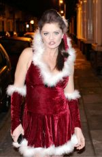 DANNIELLA WESTBROOK Night Out in Liverpool 12/18/2016