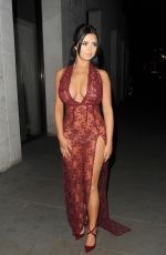 DEMI ROSE at Sixty6 Magazine Launch Party in London 12/07/2016