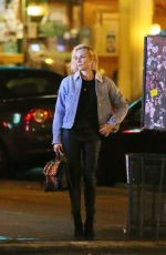DIANE KRUGER Out and About in New York 12/26/2016
