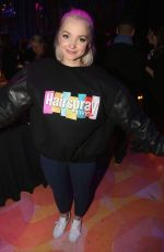 DOVE CAMERON at NBC Presents Hairspray Live! Afterparty in Los Angeles 12/07/2016