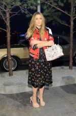 DREW BARRYMORE at Coach 75th Anniversary: Women's Pre-fall and Men's Fall Fashion Show in New York 12/08/2016