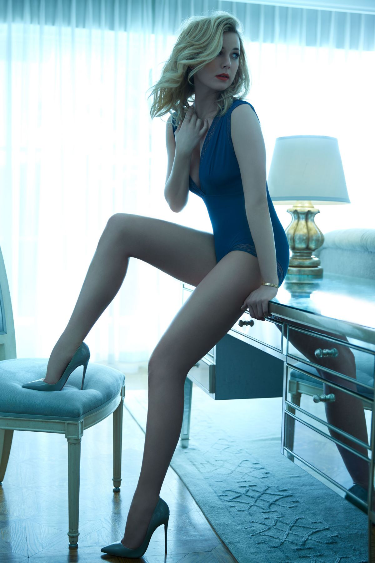 EMILY VANCAMP for Sharp Magazine, 2016 - HawtCelebs ...