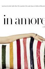 EMMA STONE in Vanity Fair Magazine, Italy January 2017 Issue