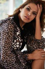 EVA MENDES for Latina Magazine, 2016