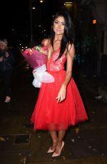 FARAH SATTUR Celebrates Her Birthday at Hyde Club Kensington in London 12/11/2016