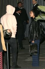 FKA TWIGS at Nightingale Plaza in West Hollywood 12/20/2016
