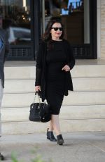 FRAN DRESCHER Out for Shopping in Beverly Hills 12/20/2016