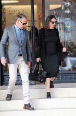 FRAN DRESCHER Out for Shopping in Beverly Hills 12/20/2016
