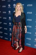 GAGE GOLIGHTLY at 2016 Huading Global Film Awards in Los Angeles 12/15/2016