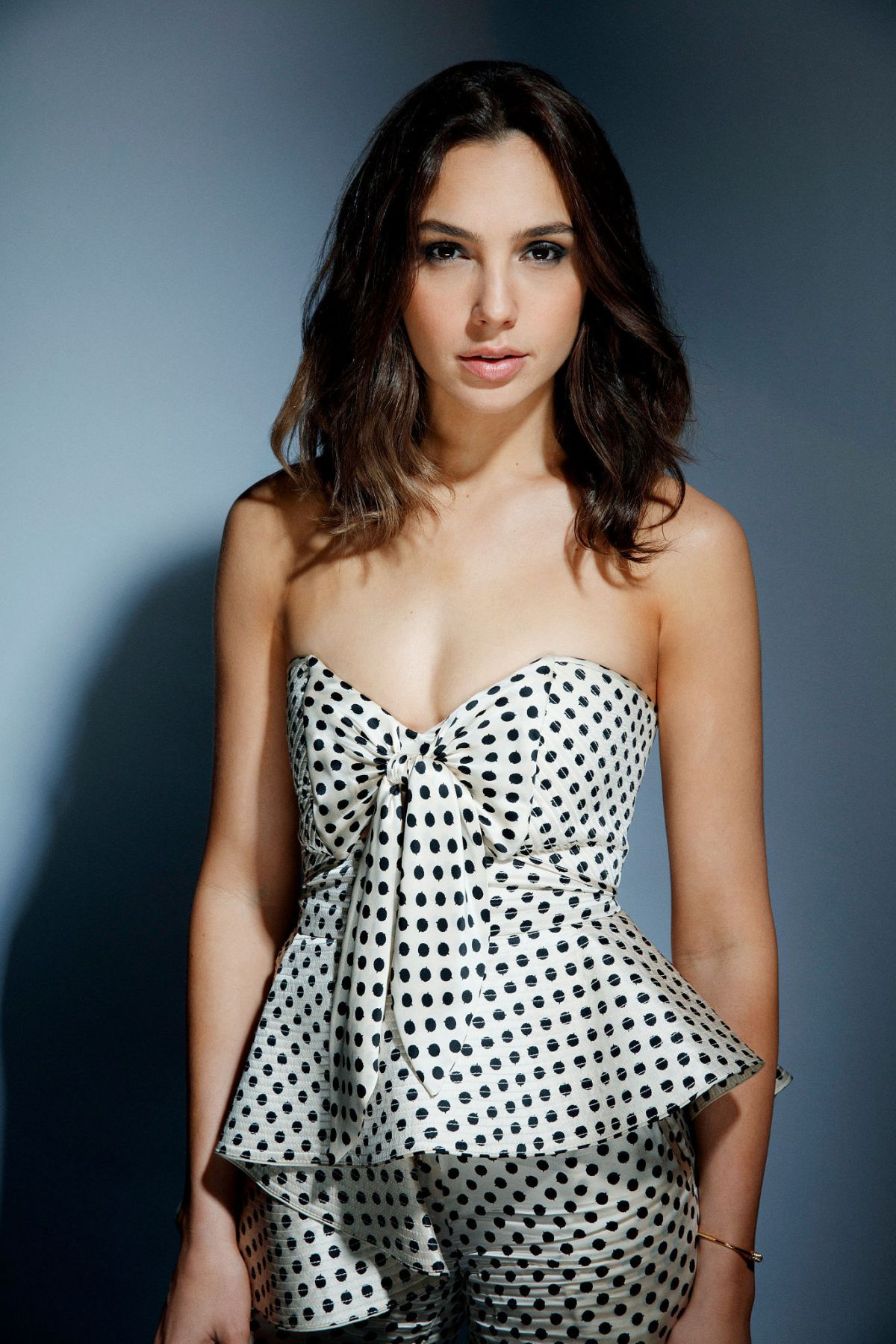 GAL GADOT for LA Times, 2016