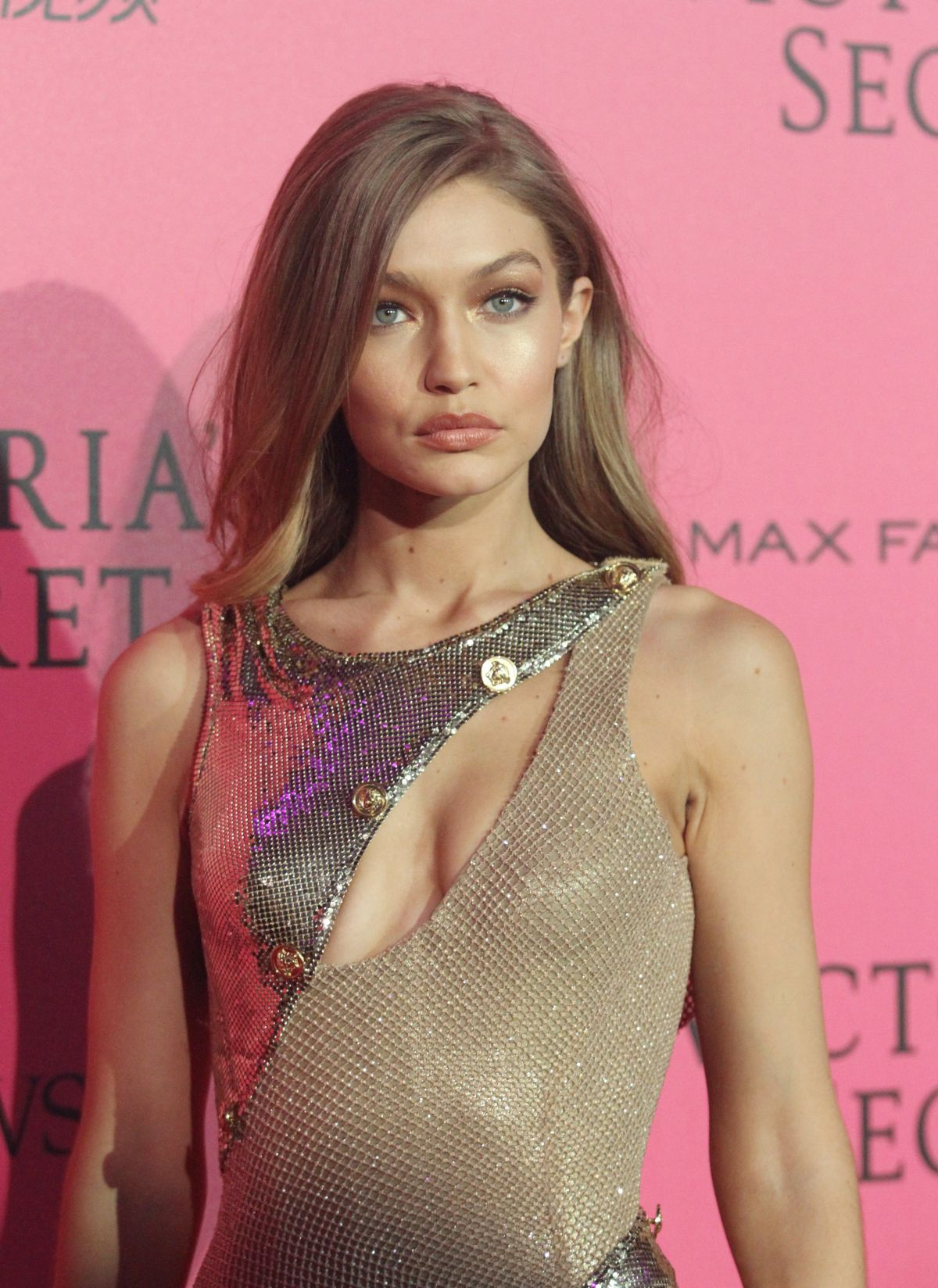 GIGI HADID at 2016 Victoria's Secret Fashion Show After ...