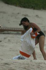 GRETA CARUSO in Bikini at a Beach in St. Barthelemy 12/27/2016