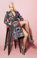 GWEN STEFANI for Cosmopolitan, 2016