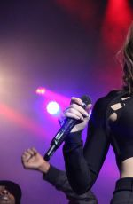 HAILEE STEINFELD Performs at Mistletoe Meltdown in Baltimore 12/16/2016