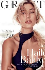 HAILEY BALDWIN for Gritty Pretty Issue 9, Summer 2017