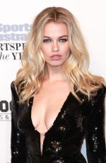 HAILEY CLAUSON at Sports Illustrated Sportsperson of the Year Awards 2016 in Brooklyn 12/12/2016