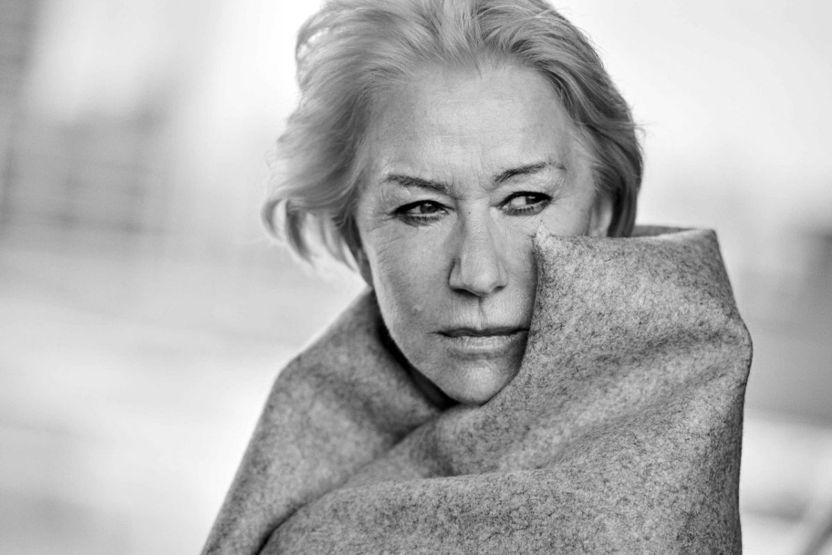 HELEN MIRREN for Pirelli Calender 2017