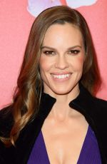 HILARY SWANK at Mon Cheri Barbara Day 2016 at Postpalast in Munich 12/02/2016