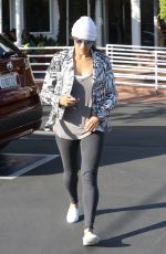 MICHELLE RODRIGUEZ Out in West Hollywood 12/01/2016