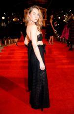 IMMY WATERHOUSE at Fashion Awards in London 12/05/2016