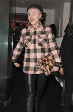 JAIME WINSTONE at Schweppes 12 Twists of Christmas in London 12/15/2016