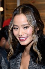 JAMIE CHUNG at French Connection Holiday Shopping Event at Soho Store in New York 12/08/2016