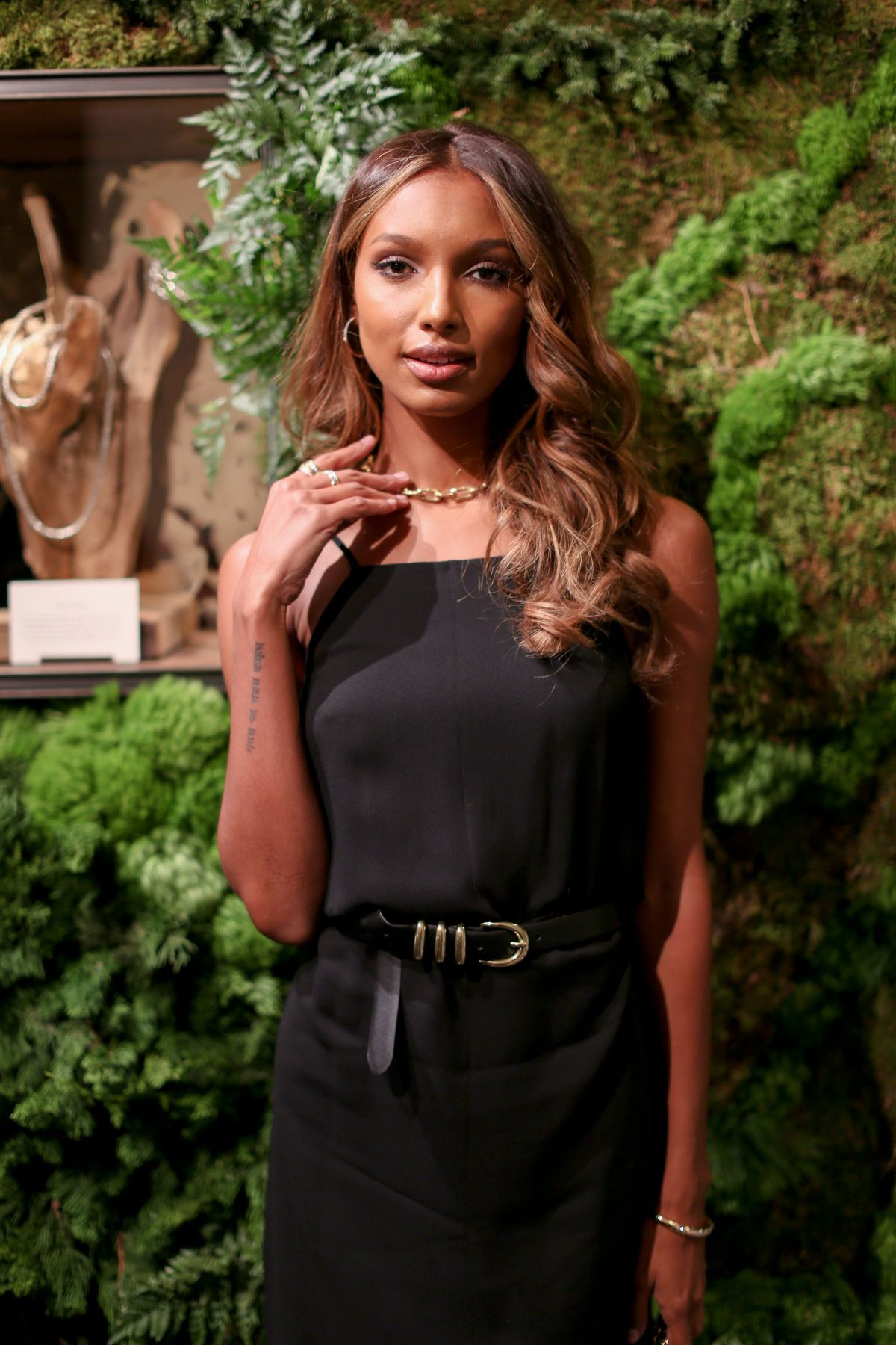 JASMINE TOOKES at John Hardy Artisan in Residence Launch in New York 12/08/2016