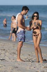 JASMINE TOSH in Bikini in Miami Beach 12/18/2016