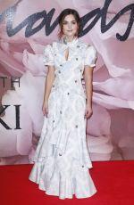 JENNA LOUISE COLEMAN at Fashion Awards in London 12/05/2016
