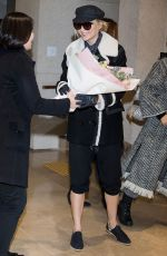 JENNIFER LAWRENCE at Airport in Seoul 12/16/2016