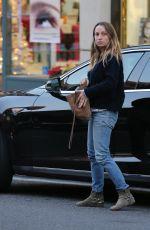 JENNIFER MEYER Out in Beverly Hills 12/22/2016