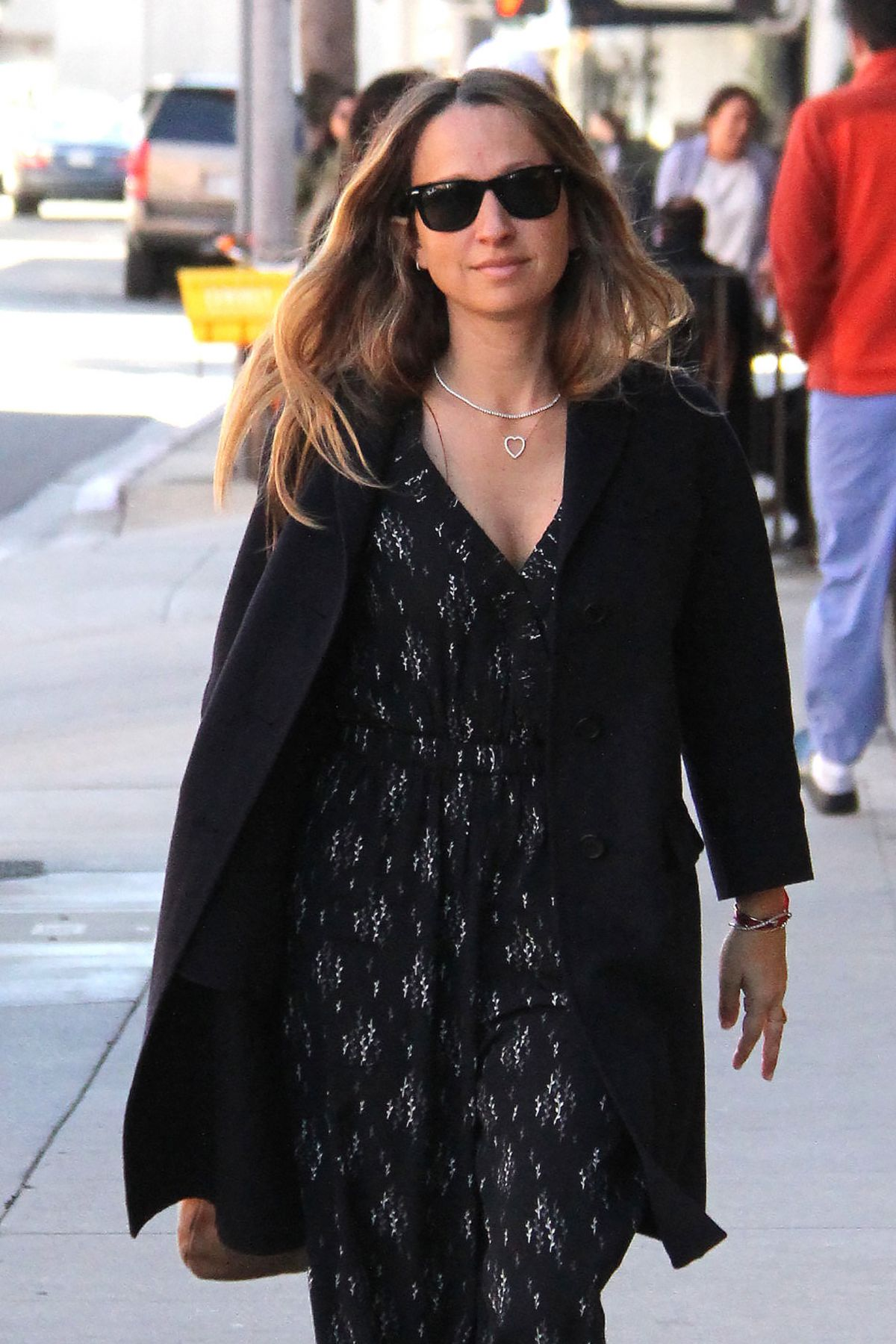 JENNIFER MEYER Out and About in Beverly Hills 12/19/2016