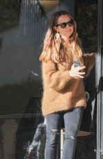 JENNIFER MEYER Out for Shopping in Beverly Hills 12/20/2016