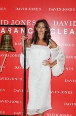 JESINTA CAMPBELL at David Jones