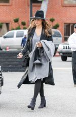 JESSICA ALBA Out and About in Beverly Hills 12/23/2016