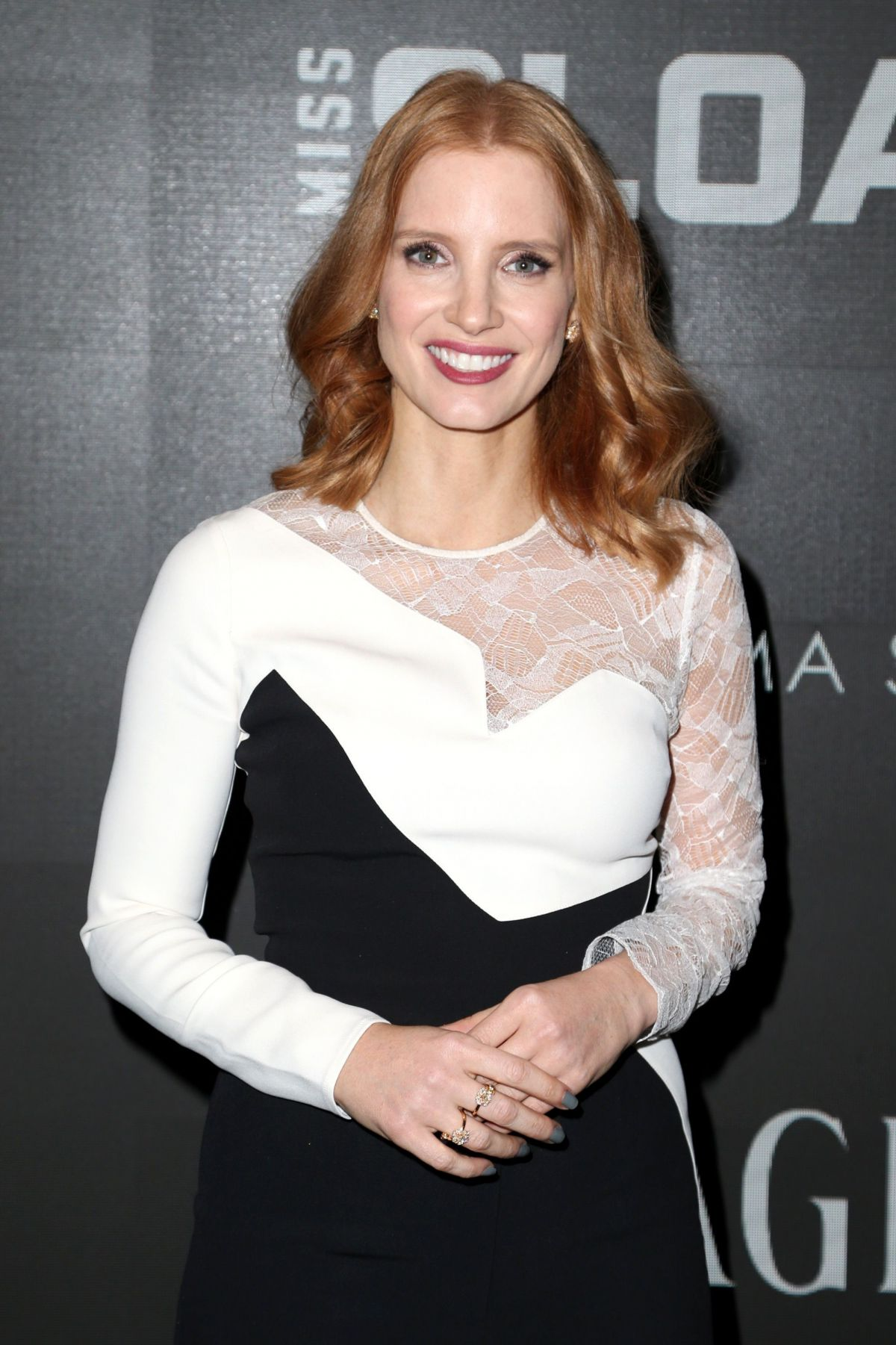 JESSICA CHASTAIN at 'M... Jessica Chastain