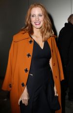 JESSICA CHASTAIN at Official Academy Screening of