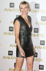 JO WHILEY at BBC Music Awards in London 12/12/2016