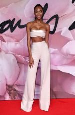 JOURDAN DUNN at Fashion Awards in London 12/05/2016