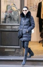JULIANNA MARGUILES Out in New York 12/14/2016