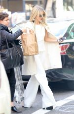JULIANNE HOUGH Out and About in New York 12/14/2016