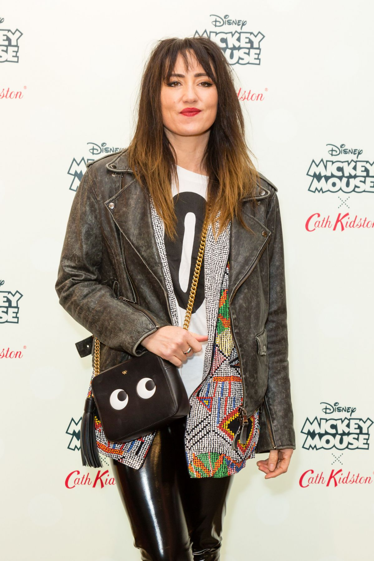 K.T. TUNSTALL at Disney x Cath Kidston Mickey and Minnie Exclusive VIP Launch in London 12/02/2016