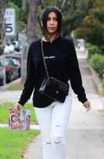 KAMILLA OSMAN Out and Abut in Los Angeles 12/06/2016