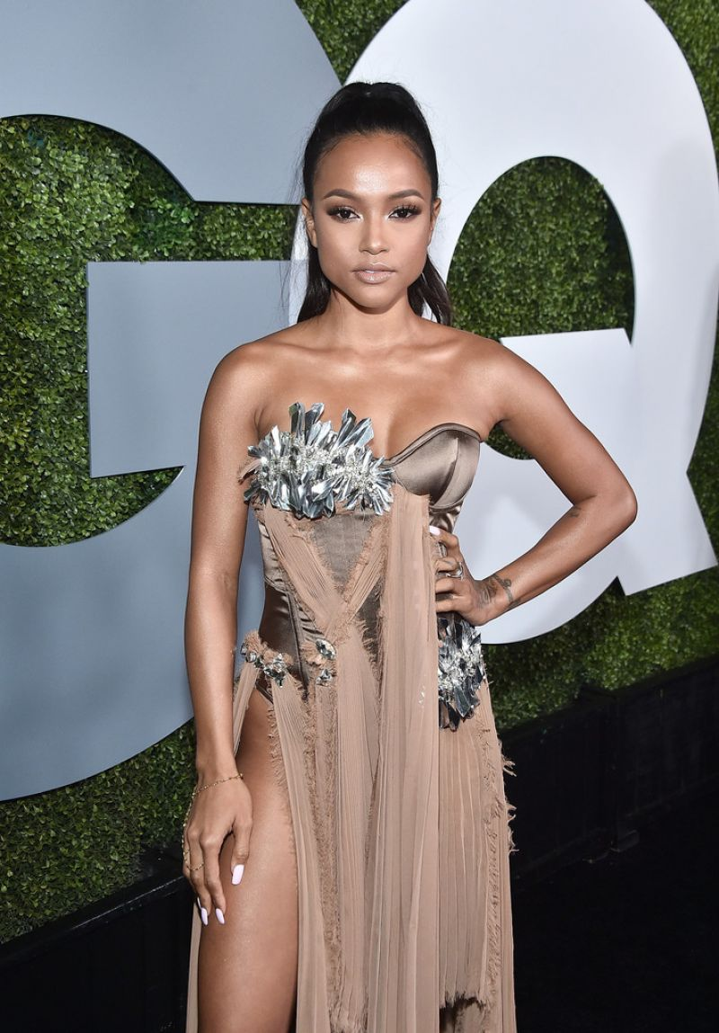KARREUCHE TRAN at GQ Men of the Year Awards 2016 in West Hollywood 12/08/2016